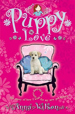 Book cover for Puppy Love